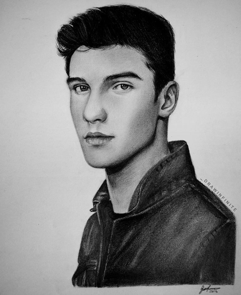 Shawn Mendes by ganna